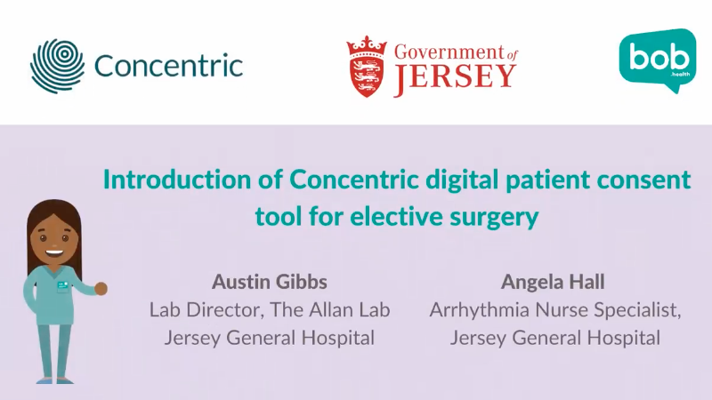 Jersey Concentric digital consent case study